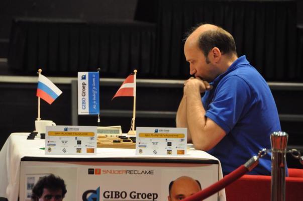 Guntis Valneris pasaules čempionātā Nīderlandē. 2011. gads.